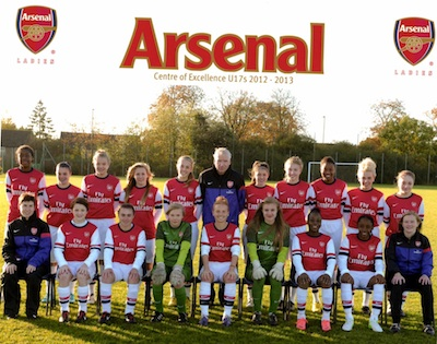 Vyan - Arsenal Team