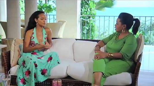 oprah's next chapter oprah winfrey rihanna