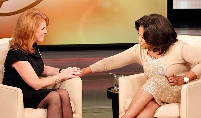 Oprah Behind The Scenes: sarah ferguson