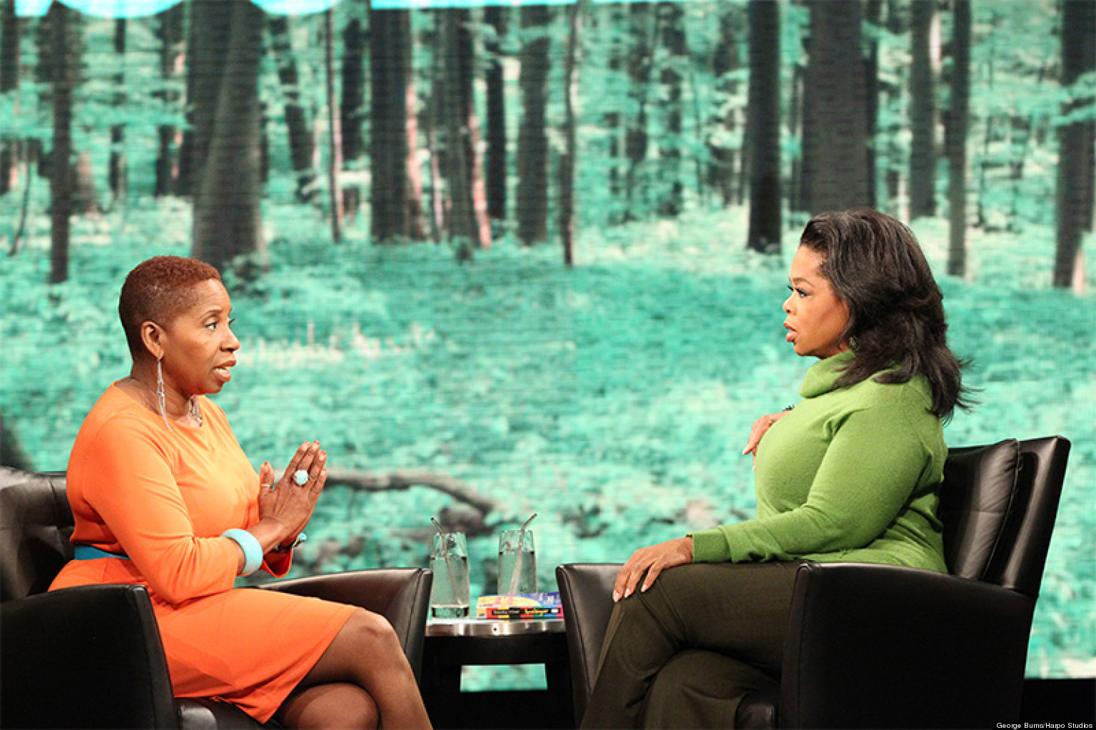 Super Soul Sunday - Oprah & Iyanla Vanzant: Soul To Soul Part 1