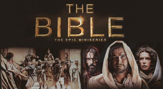 The Bible Channel 5 20th Century Fox Mark Burnett Roma Downey
