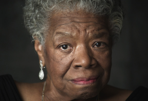 Oprah presents master class - maya angelou