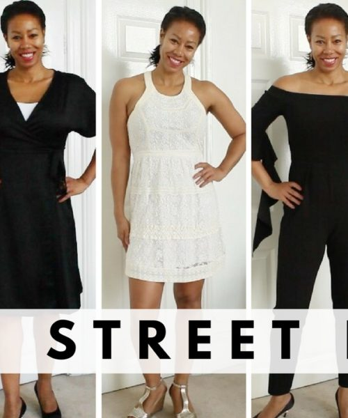 High Street + ASOS Haul & Try On