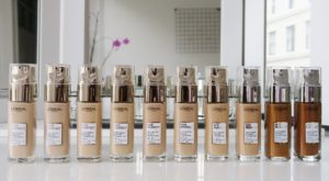 l'oreal age perfect foundation